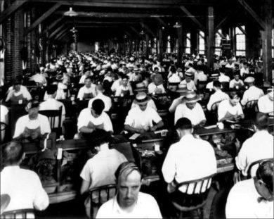 Qu'est-ce qu'un régime de travail réellement humain ? par Alain Supiot