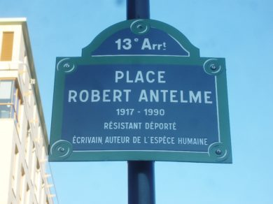 Robert Antelme (1917-1990)