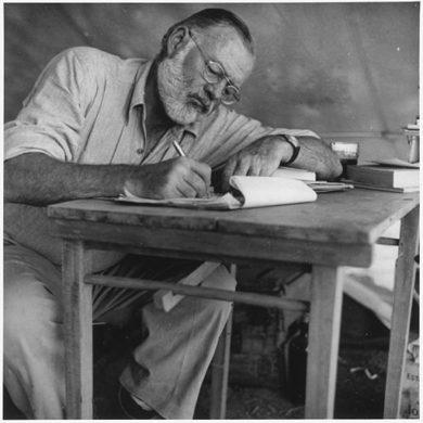 Ernest Hemingway (1899-1951)